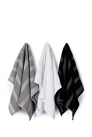 Tynne Tea Towel Pack of 3