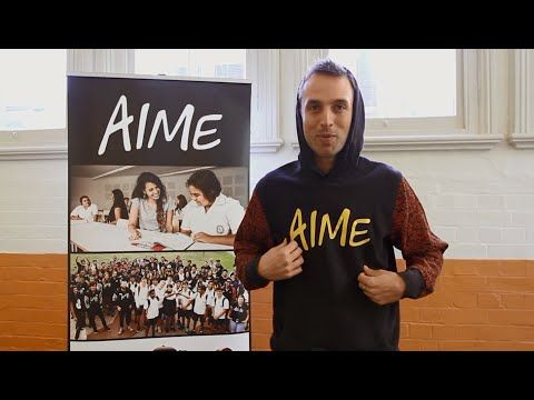 Target partner with AIME Mentoring to help drive education programs in indigenous communities. Target provided hoodies and singlets for AIME staff and will be selling them online and in-store with all proceeds going to AIME.