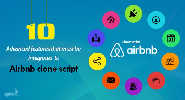 10 Advanced Features That Must Be Integrated To #Airbnb #CloneScript  To know more: http://www.clonescripts.co/2016/02/10-advanced-features-that-must-be.html