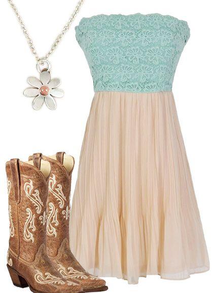 Country Girl Dress