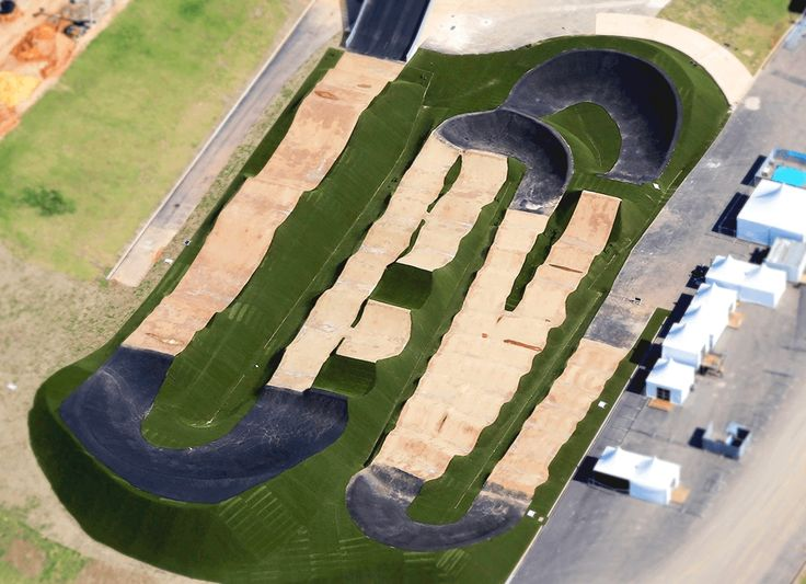 The recently finished Olympic BMX Centre occupies approximately 4,000 square…