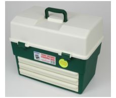 Fishing Tackle Boxes - Fischer Plastic Products Pty Ltd.