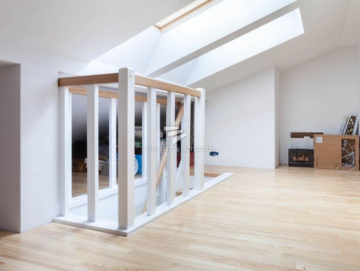 Drewniane - Balustrady - Schody - Realizacje - Parkiet Studio