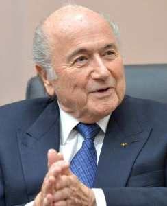 FIFA President Blatter Leads Praise of Reggae Boyz   The Jamaican Blogs