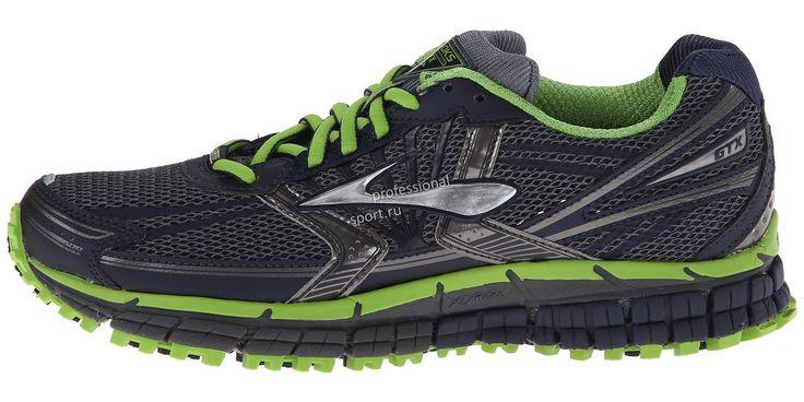 Brooks ADRENALINE ASR 11 GoreTex. Кроссовки для бега по пересеченной местности Brooks. #professionalsport.ru #run #shoes #fitness #sport #style #brooks #бег #кроссовки #спорт #goretex #adrenalin