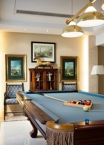 maybe someday... I love billiards and this is a lovely table for it:-)