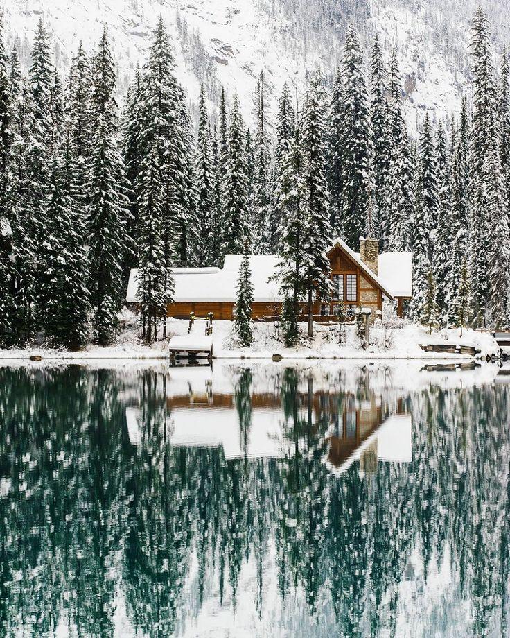 Fotógrafo Stevin Tuchiwsky pretende mostrar com suas fotografias o quão incrível é o inverno canadense.