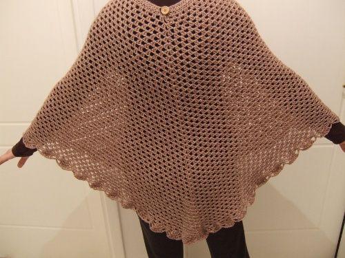 Poncho (crochet)