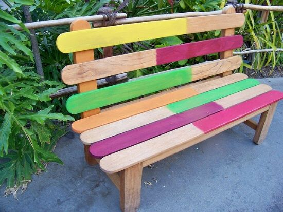 ... on Pinterest | Table and chairs, Popsicle stick crafts and Popsicles