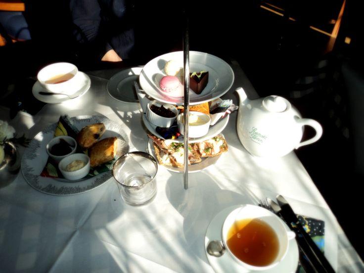 Afternoon Tea Svenskt Tenn