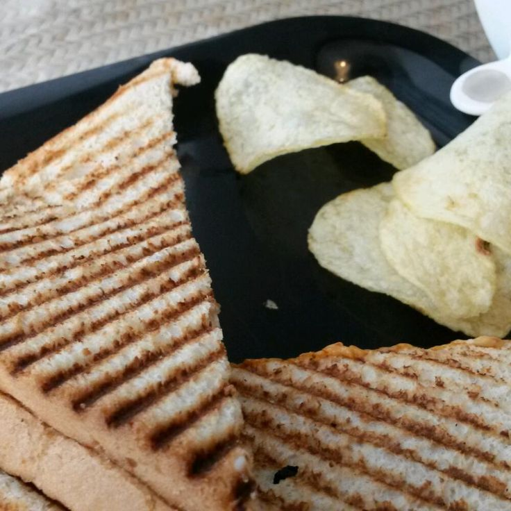 Chicken Sandwich (Grilled) | Coffee & Bread Art Cafe | Pune