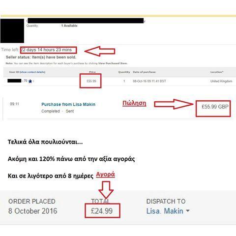 Ακόμη και αν ξεχάσεις να κατεβάσεις την τιμή δεν πειράζει τελικά...  Χάριν στο INFINii όλα πουλιούνται!!!  Αν θες κι εσύ να χτίσεις την δική σου επιχείρηση χωρίς στοκ και ρίσκο, από το σπίτι σου, μπες εδώ: www.facebook.com/WorkOnYourPc