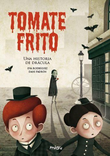 Tomate frito es una divertida adaptación para niños de la popular historia del conde Drácula que, en esta versión, trata de dejar al mundo sin ketchup en las estanterías de los supermercados.
