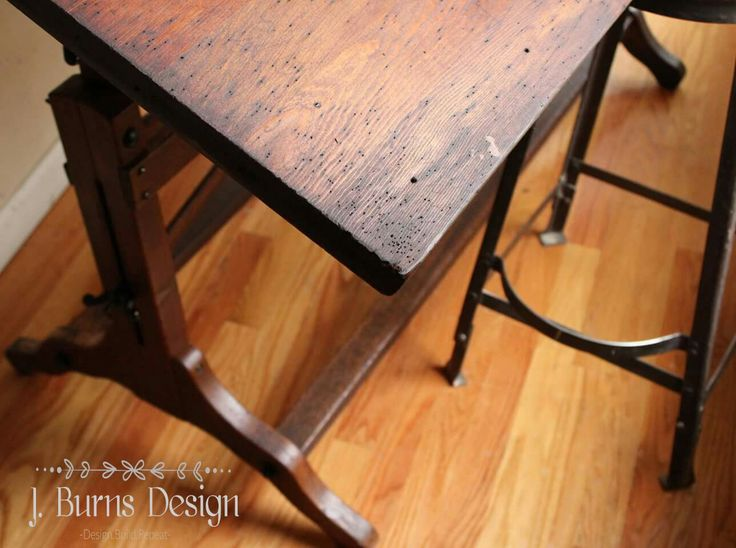 Best 25 Antique Drafting Table Ideas On Pinterest