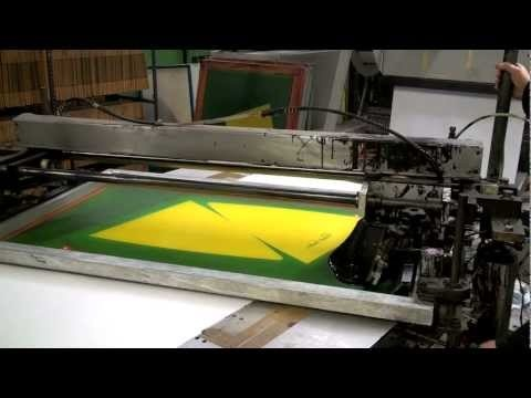 This video shows the process of soft feel printing the panels of promotional umbrellas in the UK. To see a comprehensive range of promo umbrellas visits. http://www.zestpromotional.com/umbrellas/_/2650.