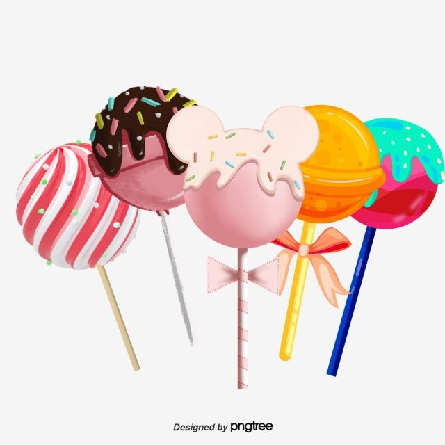 Lollipop Candy Round Png Transparent Clipart Image And Psd File For Free Download Easy Disney Drawings Food Illustration Art Lollipop