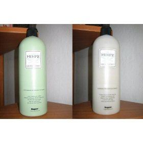 Hempz Volumizing Shampoo and Conditioner Liter Duo (33.8 Oz) * Read more reviews of the product by visiting the link on the image.
