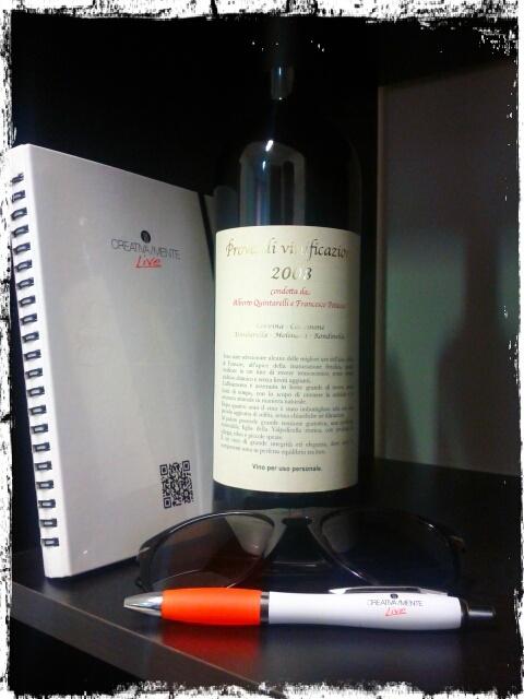 Wine project. E i suoi omaggi.