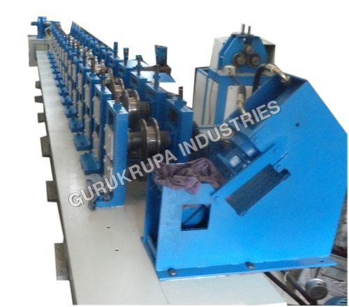 The Cable Tray Roll Forming Machine Produced by us, is used for producing cable trays that are used in different kind of factories and buildings. We offering you to Cable Tray Machine that comprise of efficient Punching Press, Hydraulic Press, Electric Control penel and many other Equipment, which make it an ideal option for many. The Cable Tray Roll Forming Machine can Manufacring a both superiority and quantity cable trays in less time.