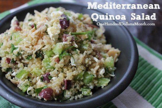 Too much quinoa