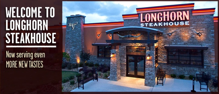 LongHorn Steakhouse 925 International Dr  Wilmington, NC 28405 (910) 509-1550