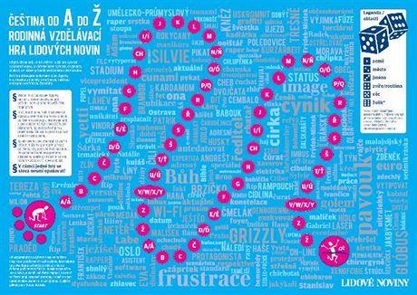První den kurzu – tedy vpátek 6. února – dostanou všichni čtenáři Lidových novin jako dárek mapu českých, moravských a slezských nářečí a zábavnou společenskou hru pro celou rodinu, jejíž pomocí mohou procvičovat své jazykové znalosti. | na serveru Lidovky.cz | aktuální zprávy