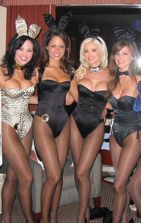 Playboy bunnies pantyhose — pic 9