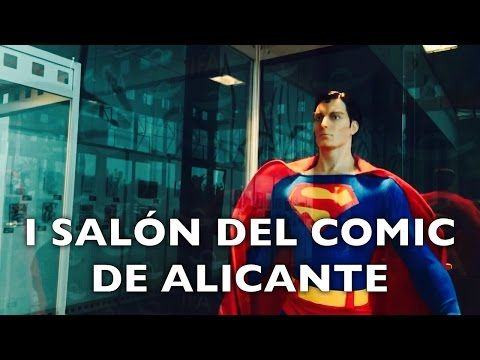 Salón del Cómic #Comic #Marvel #StarWars #Superman
