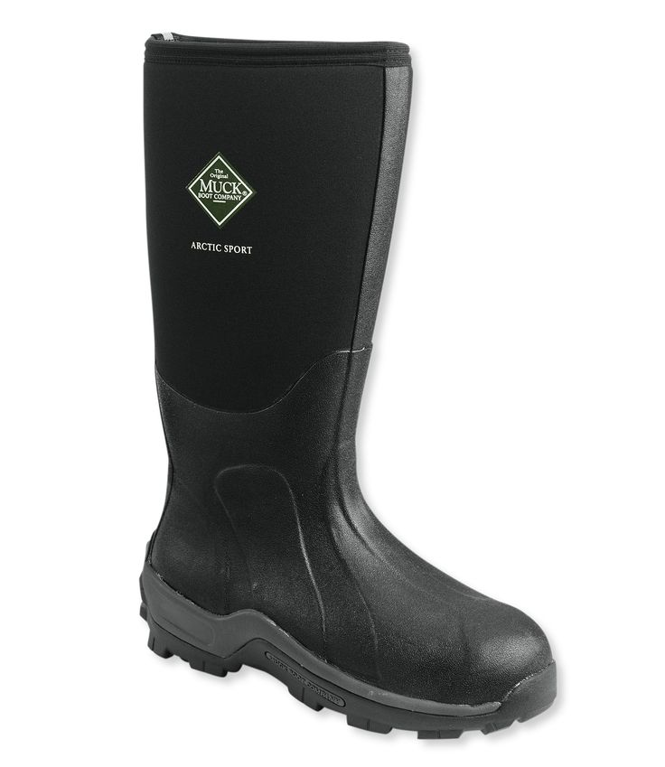 Men's Arctic Sport Tall Muck Boots - Winter Snow Boots - Rain Boots