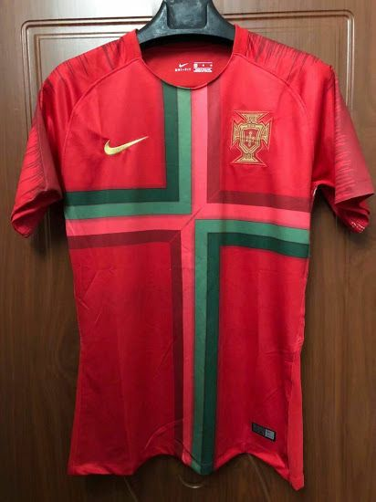 Awesome But Fake Nike Portugal 2018 World Cup Kit Leaked - Footy Headlines