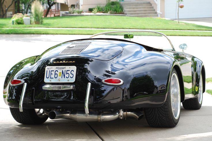 Porsche 356 Replica, Widebody http://amzn.to/2ttG50o