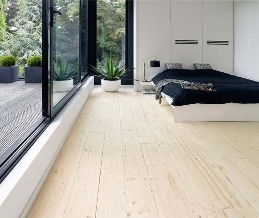 Woontrend: houten vloer in Scandinavische stijl - bouwenwonen.net