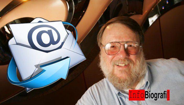 Biografi dan Profil Lengkap Ray Tomlinson - Penemu Elektronik Mail (Email - http://www.infobiografi.com/biografi-dan-profil-lengkap-ray-tomlinson-penemu-elektronik-mail-email/