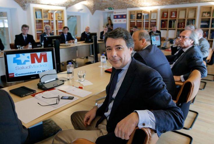 Ignacio González se reúne con los gerentes de los hospitales para evaluar las mejoras laborales