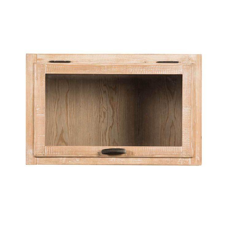 Hängeschrank mit Glasklappe für Küche Jetzt bestellen unter: https://moebel.ladendirekt.de/wohnzimmer/schraenke/weitere-schraenke/?uid=754299b2-8497-510c-947c-6cb103d30249&utm_source=pinterest&utm_medium=pin&utm_campaign=boards #küchenschrank #oberschränke #schraenke #küchenhängeschränke #oberschrank #hängeschränke #hängeschrank #küche #wohnzimmer #weitereschraenke