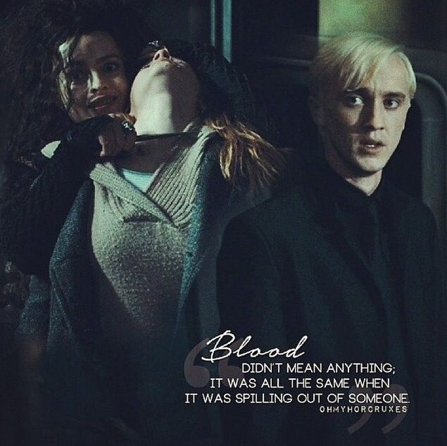 Dramione!! That's an amazing quote....