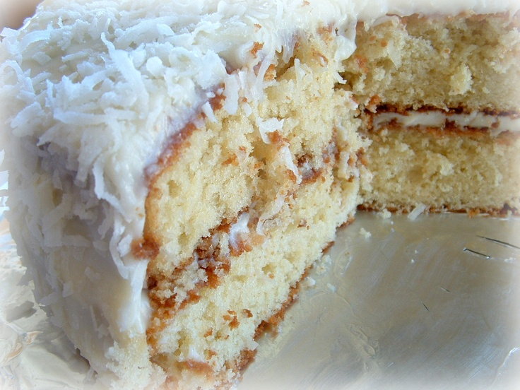 A Feast for the Eyes: Ina Garten's Coconut Cake - A special dessert for a Southern Gentleman