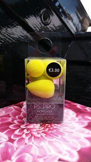Beauty Courier: Primark - PS Pro Non Latex Mini Blender