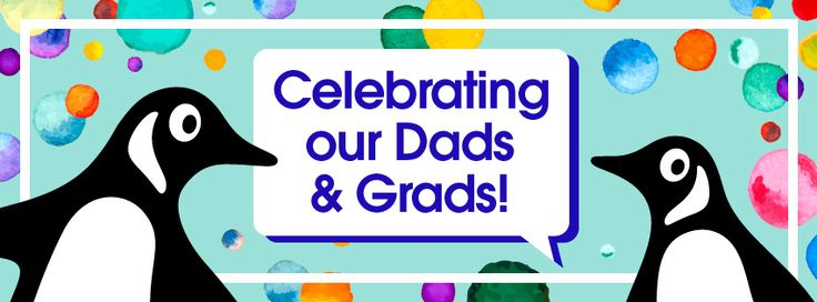 Check out our titles that would be perfect for Dads and Grads! Shop here: http://bit.ly/1PUr8Id