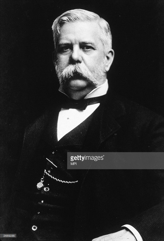 George westinghouse and gilded age