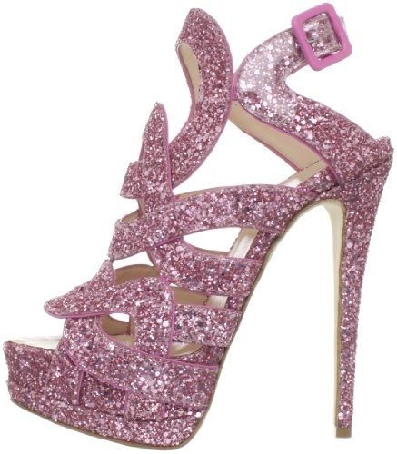 Giuseppe Zanotti Platform Sandal: Fantastic Shoes, Fashion Shoes, I20171 Platform, Giuseppe Zanotti Platform, Sparkle, Pink Shoes, Platform Sandals