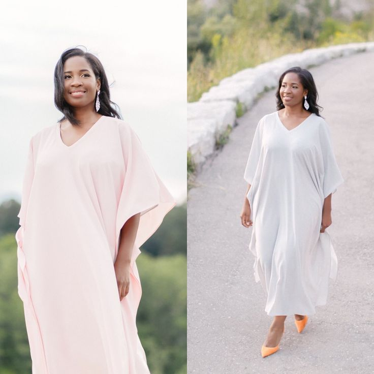 Impossible to pick just one colour.  Rachel looks beautiful in our Kaftan in soft grey and blush pink.  Share your favourite Code Vitesse looks with us using #codevitesse
