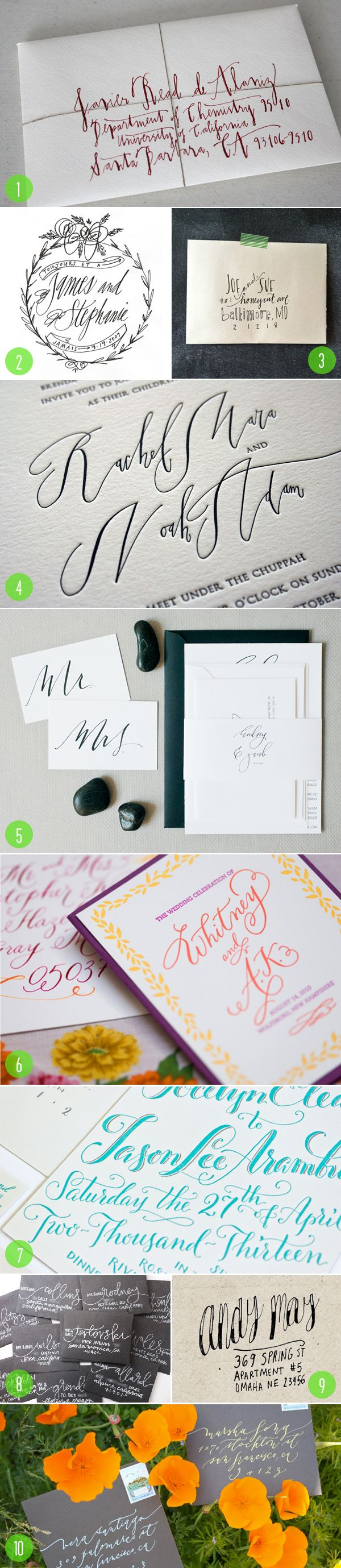 Top 10: Calligraphy | 3