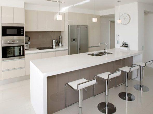 Great Indoor Designs - Glass Splashback 2012