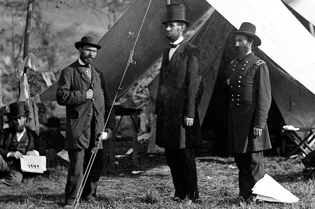 the political brilliance of president abraham lincoln during his presidential administration in the  Hallowed ground magazine feature on abraham lincoln's often difficult relationship with the american population evidence for the unpopular mr lincoln written as abraham lincoln approached washington by train for his 1861 presidential inauguration.