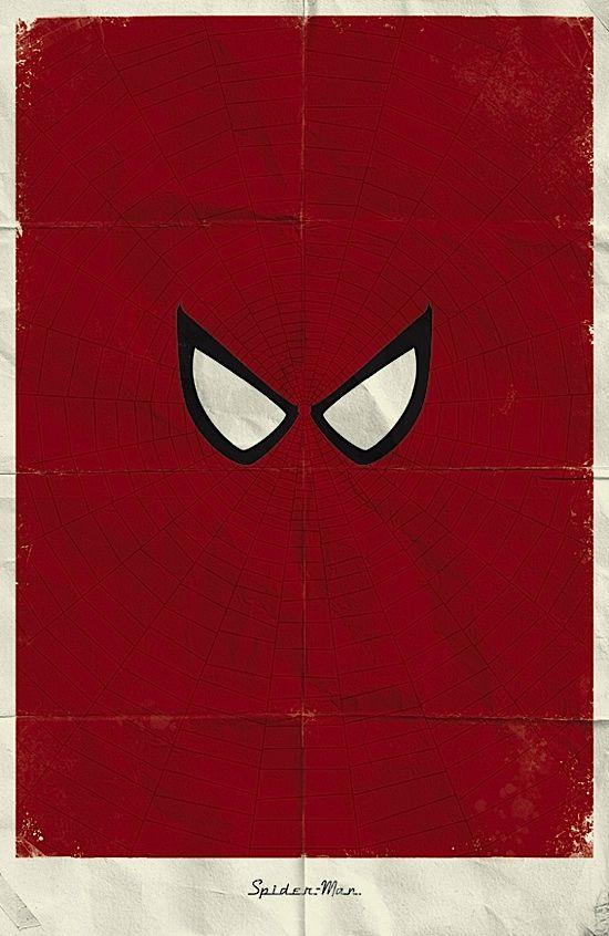 Spiderman Poster by MARKO MANEV