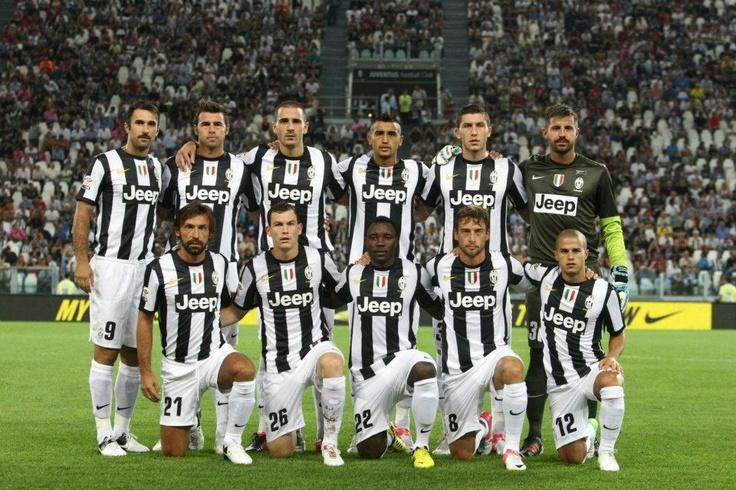 Juventus vs Parma (August 25, 2012) prima giornata di Seria A 2012-2013