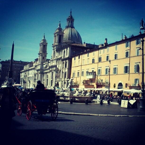 Piazza Navona- Rome (Italy)