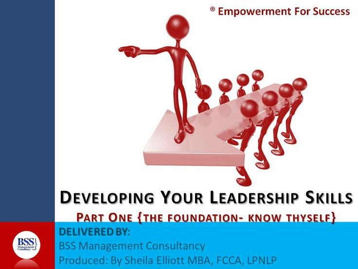 Leadership and managements skills with ILM