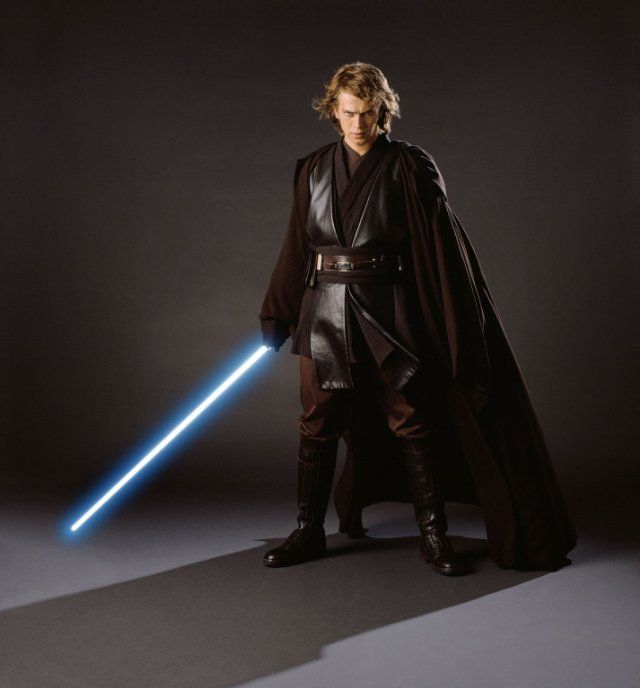 Hayden Christensen in Star Wars - Επεισόδιο ΙΙΙ: Η Εκδίκηση των Σιθ